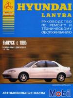 Hyundai Lantra (Хюндай Лантра). Руководство по ремонту. Модели с 1995 года выпуска, оборудованные бензиновыми двигателями