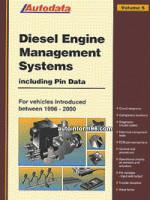 Системы впрыска топлива дизельных двигателей. Модели с 1996 по 2000 год выпуска (Том 5). Английский язык