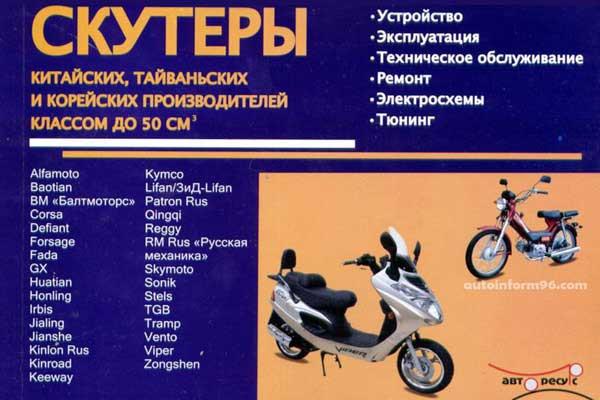 Скутер Zip R3i Руководство По Ремонту На Русском - фото 3