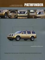 Nissan Pathfinder (Ниссан Патфайндер). Руководство по ремонту, инструкция по эксплуатации. Модели с 2005 года выпуска, оборудованные бензиновыми двигателями