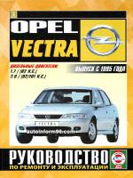Opel Vectra (Опель Вектра). Руководство по ремонту, инструкция по эксплуатации. Модели с 1995 года выпуска, оборудованные дизельным двигателями