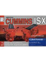 Двигатели Cummins ISX (Камминз ИСИкс). Устройство, руководство по ремонту, техническое обслуживание, инструкция по эксплуатации