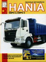 HANIA (Хания). Инструкция по эксплуатации, техническое обслуживание, каталог деталей. Модели, оборудованные дизельными двигателями