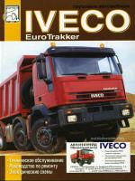 Iveco EuroTrakker (Ивеко ЕвроТракер). Руководство по ремонту. Модели, оборудованные дизельными двигателями