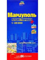 План города Мариуполь