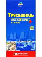 План города Трускавец