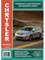 Chrysler Pacifica (Крайслер Пасифика). Руководство по ремонту, инструкция по эксплуатации. Модели с 2016 года выпуска, оборудованные бензиновыми двигателями