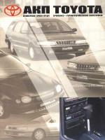 Автоматические коробки передач Toyota ( АКП Тойота). Руководство по ремонту и диагностики, устройство и принцип работы