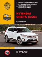 Руководство по ремонту и эксплуатации Hyundai Creta. Модели с 2015 года