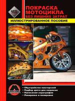 Иллюстрированное пособие по покраске мотоцикла