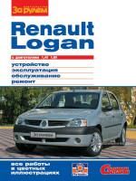 Renault Logan (Рено Логан). Руководство по ремонту в цветных фотографиях, инструкция по эксплуатации. Модели, оборудованные бензиновыми двигателями