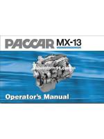 Двигатели PACCAR MX13 (Паккар МХ 13). Устройство, руководство по ремонту, техническое обслуживание, каталог деталей
