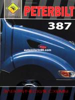 Peterbilt 387 (Петербилт 387). Сборник электросхем на английском языке