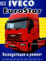 Iveco EuroStar (Ивеко ЕвроСтар). Руководство по ремонту, инструкция по эксплуатации. Модели, оборудованные дизельными двигателями