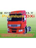 Renault Premium DXi (Рено Премиум ДХи). Инструкция по эксплуатации, техническое обслуживание. Модели, оборудованные дизельными двигателями