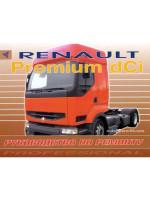 Renault Premium dCi (Рено Премиум дЦи). Руководство по ремонту. Модели, оборудованные дизельными двигателями