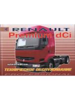 Renault Premium dCi (Рено Премиум ДСИ). Инструкция по эксплуатации, техническое обслуживание. Модели, оборудованные дизельными двигателями