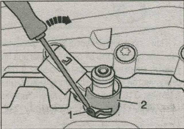 центробежный регулятор Audi Q5, паз форсунки впрыска Audi Q5