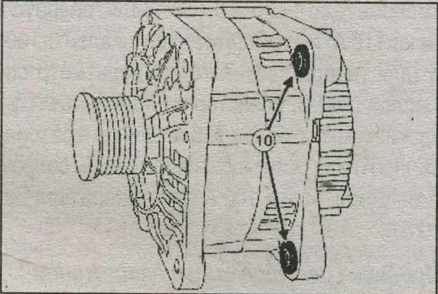 генератор Renault Sandero