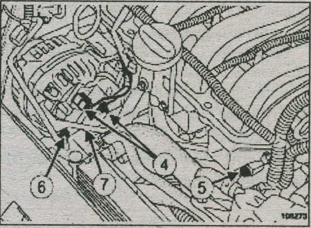 крепление защиты топливораспределительной системы Renault Sandero, крепление защиты топливораспределительной системы Renault Sandero
