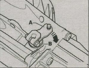 шланги подачи ATF Audi A4, радиатор ATF Audi A4