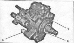 Форсунка Citroen C5