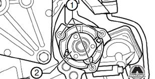 Болты насоса Audi Q7
