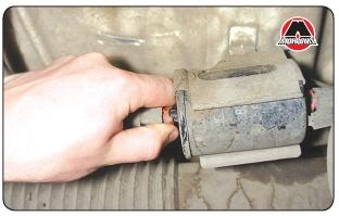 Фиксаторы топливного фильтра Daewoo Lanos / ZAZ Lanos / Chevrolet Lanos