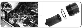 Крышка двигателя Ssang Yong New Actyon / Korando C