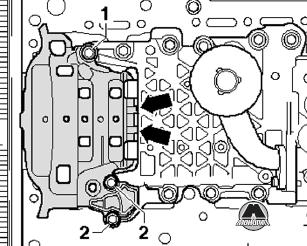 Маслоотделитель Audi A6 Allroad / A6 / A6 Avant / S6 / RS6