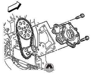 Маслоотражатель Hummer H2 / H2 SUT