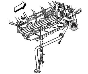 Маслянный поддон Hummer H2 / H2 SUT
