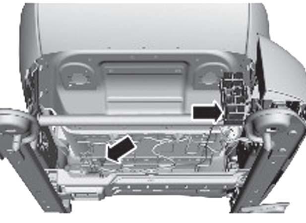 Отсоединение разъемов жгутов Ford Focus 3