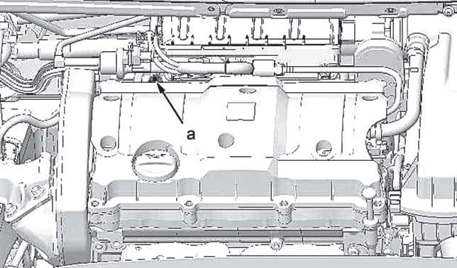 Прокачка топливной системы Citroen C4