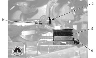 Элктрический разъем вентилятора Citroen C3 Picasso