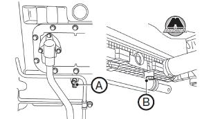 Замена охлаждающей жидкости DAF 95XF / XF95