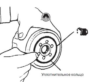 Уплотнительное кольцо Great Wall Hover H3 / Haval H3