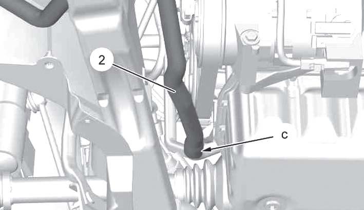 Замена охлаждающей жидкости Peugeot 3008