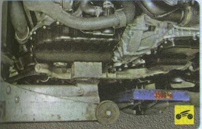 защита картера двигателя Volkswagen Tiguan