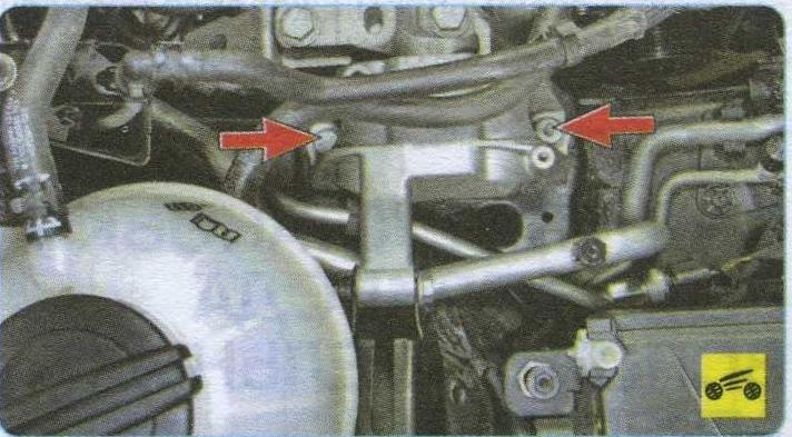 крепление правой подвески Volkswagen Tiguan, лонжер кузова Volkswagen Tiguan