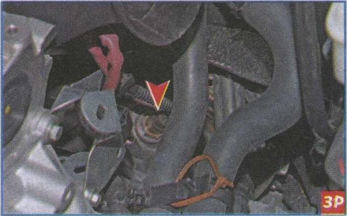 управляющий датчик концентрации кислорода Renault Duster