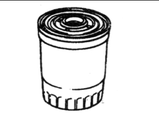 Топливный фильтр JAC 1045K