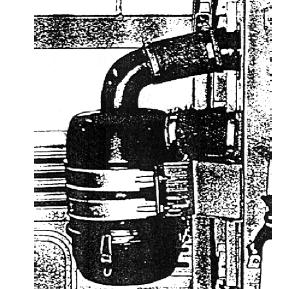Воздушный фильтр TATA 613 / I-VAN A07A / BAZ-A079 Etalon