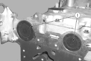 Заглушки распределительных валов Lada Largus