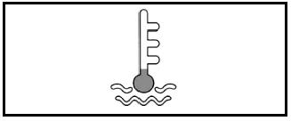 Знак охлаждающей жидкости Chery Tiggo