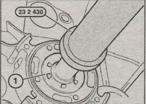 картер BMW 5