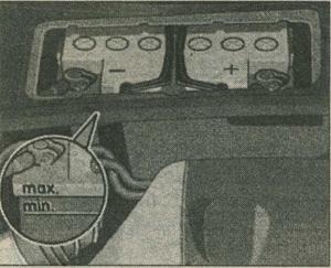 аккумуляторная батарея Audi A4