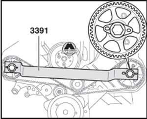 фиксатор распредвалов Audi A6, фиксатор распредвалов A6 Avant