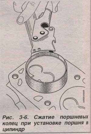 поршневые кольца Audi 80, поршневые кольца Audi 90