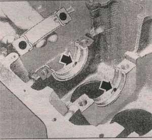 коренной подшипник Audi 80, коренной подшипник Audi 90
